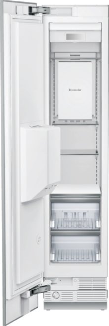 18 inch Built in Freezer Column with Ice & Water Dispenser, Left Swing T18ID900LP (Scratch & Dent)