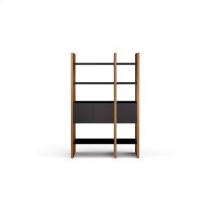 Bdi Furniture5402 Cb in Cherry Black
