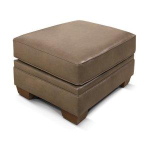 England Furniture Leah Ottoman 1437al