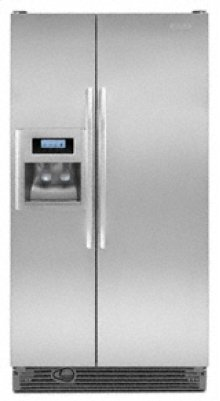 Side-by-Side 21.8 Cu. Ft. Architect Series II Refrigerator
