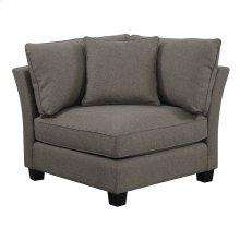 Corner W/1 Pillow- Brown Zw6380-6