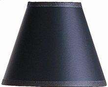 Black Paper Shade - 3 x 6 x 5