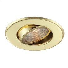 TRIM,4IN GIMBAL - Gold