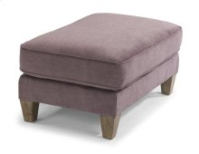 Westside Fabric Cocktail Ottoman