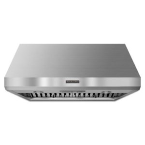 KITCHENAID36'' Wall-Mount 600-1200 CFM Canopy Hood, Commercial-Style - Stainless Steel
