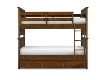 Complete Bunk Bed - Twin over Twin
