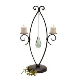 Pendulum Candle Holder