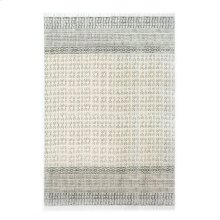9'x12' Size Flatweave Faded Stripe Rug