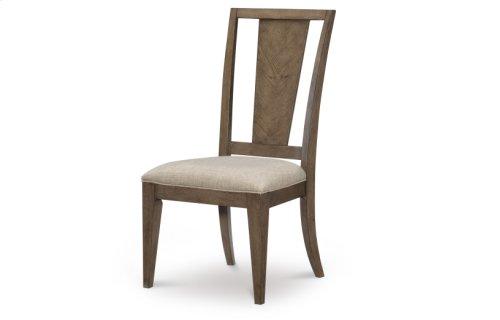 Apex Splat Back Side Chair