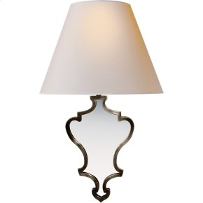 Visual Comfort AH2030BZ-NP Alexa Hampton Madeline 1 Light 11 inch Bronze Decorative Wall Light
