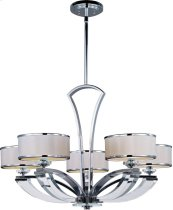 Metro 5-Light Chandelier