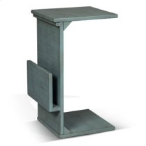 Chairside Table w/ Magazine Rack Product Image