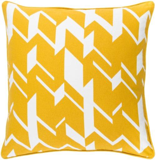"Inga INGA-7026 18"" x 18"" Pillow Shell Only"