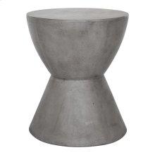 Hourglass Outdoor Stool