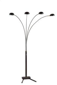 A6964 Black Floor Lamp