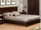 Contempo Queen Platform Bed (With Euro Slat System) Product Image