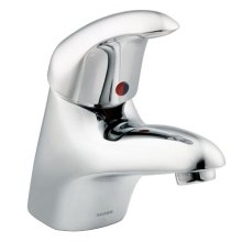 M-DURA chrome one-handle lavatory faucet