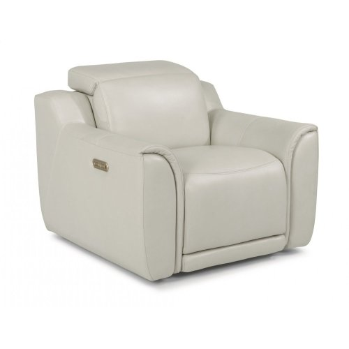 Reign Power Recliner with Power Headrest