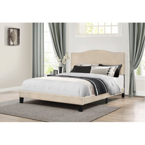 Kiley Bed In One - Full - Linen