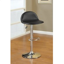F1552 / Cat.19.p64- ADJUSTABLE BARSTOOL BLK
