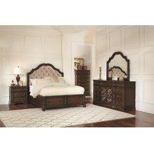 Ilana Traditional Antique Java California King Four-piece Set
