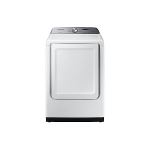 Samsung7.4 cu. ft. Electric Dryer with Sensor Dry in White