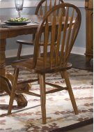 Arrow Back Windsor Side Chair Product Image