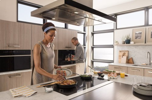 """36"""" Contemporary Induction Cooktop"""