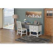 2 Drawer & 1 Shelves Desk Product Image