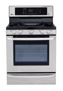 5.4 cu.ft. Capacity Freestanding Gas Oven