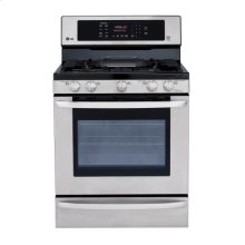 5.4 cu.ft. Capacity Freestanding Gas Oven