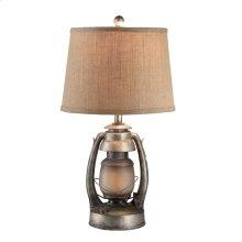 Oil Lantern Table Lamp
