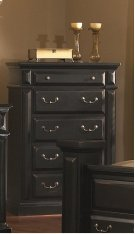 Chest - Antique Black Finish Product Image