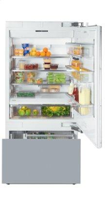"30"" KF 1801 Vi Built-In Bottom-Mount Fridge/Freezer - 30"" Refrigerator-Freezer"