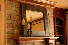 Cedarvale Iron Wall Mirror