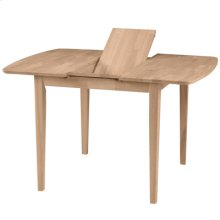 Small Butterfly Leaf Table