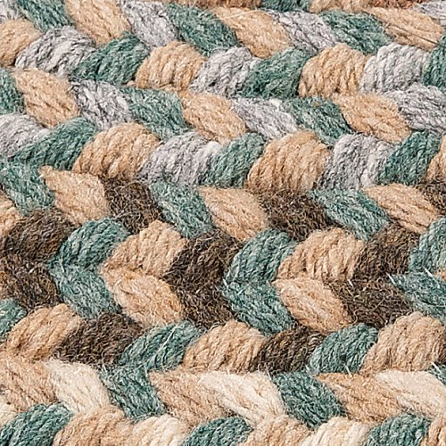Boston Common Rug BC54 Driftwood Teal 2' X 10'