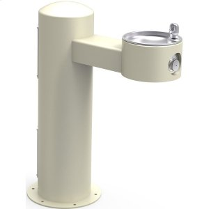Elkay Outdoor Fountain Pedestal Non-Filtered Non-Refrigerated, Beige Product Image