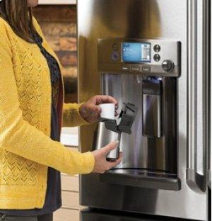 22.2 cu. ft. French-Door Refrigerator w/Keurig® K-Cup® Brewing System
