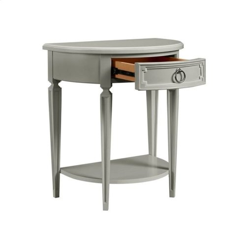 Clementine Court Spoon Night Table