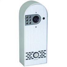 HD Live Video Doorbell (Silver)