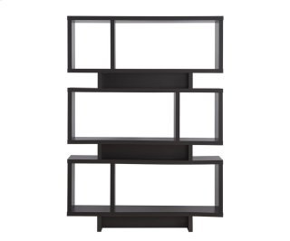 Reticle Bookcase Cappuccino