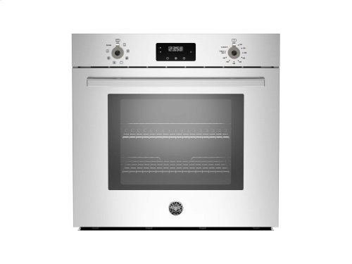 30 Single Convection Oven Stainless