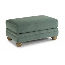 Winston Fabric Cocktail Ottoman