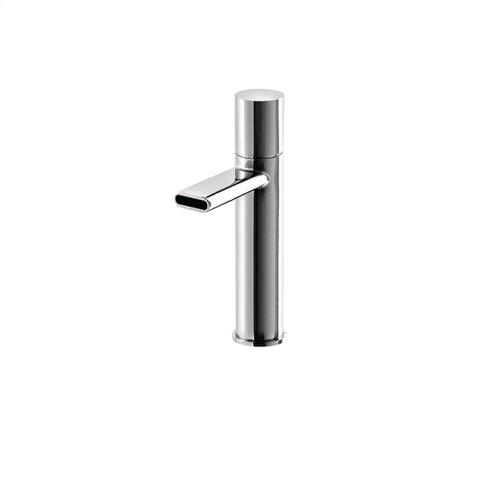 Medium single-hole lavatory faucet