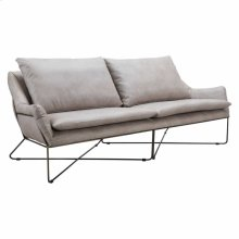 Finn Sofa Distressed Gray