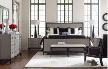 Symphony Panel Bed, Queen 5/0