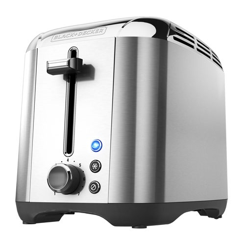 2-Slice Toaster, Rapid Toast, Stainless Steel, TR3500SD