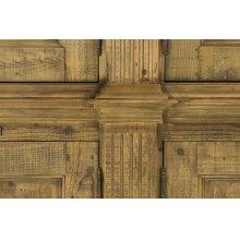 Groton 2-Part Bookcase