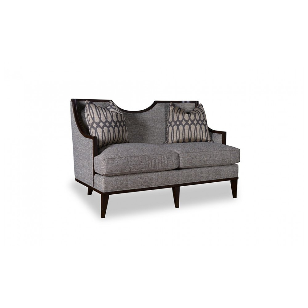 Intrigue Harper Mineral Loveseat